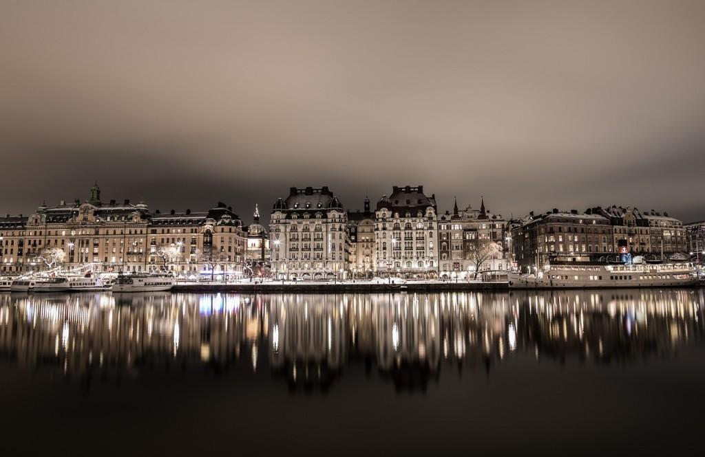 Stockholm Sweden (PD)