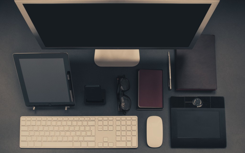 Tidy desk (PD)