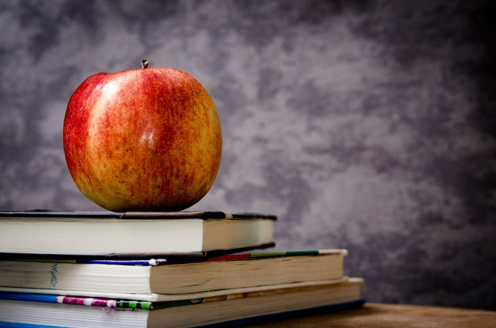 Apple for Teacher (PD)