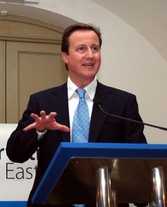 David Cameron by Willwal (GDFL)