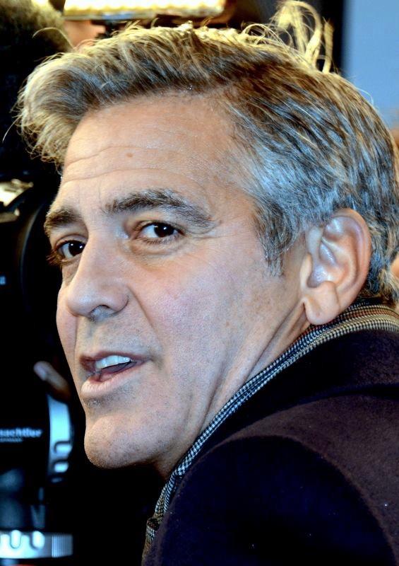 George Clooney By George Biard (CC-BY-SA-3.0)