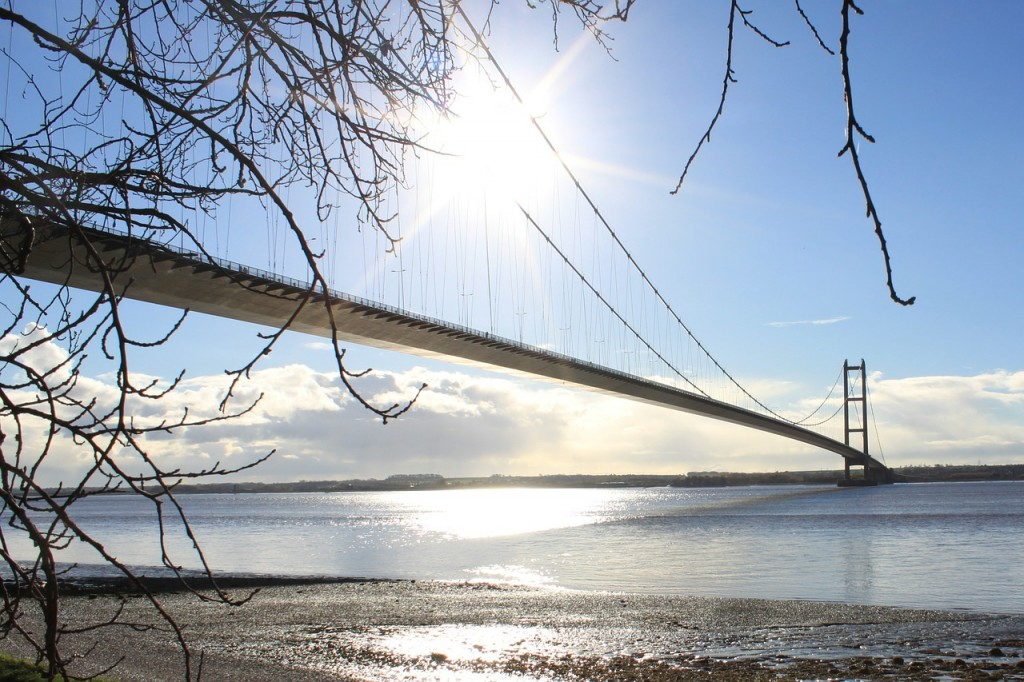 Humber Bridge Yorkshire (PD)