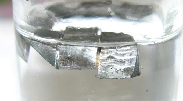 Lithium in paraffin oil (PD)