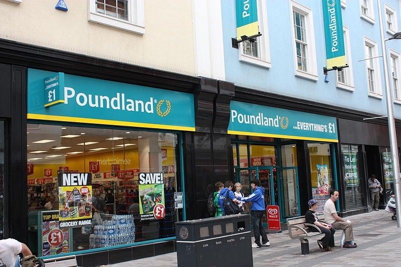 Poundland Belfast By Ardfern (CC-BY-SA-3.0)