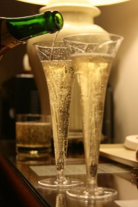 Pouring Champagne By Quinn Dombrowski (CC-BY-SA-2.0)