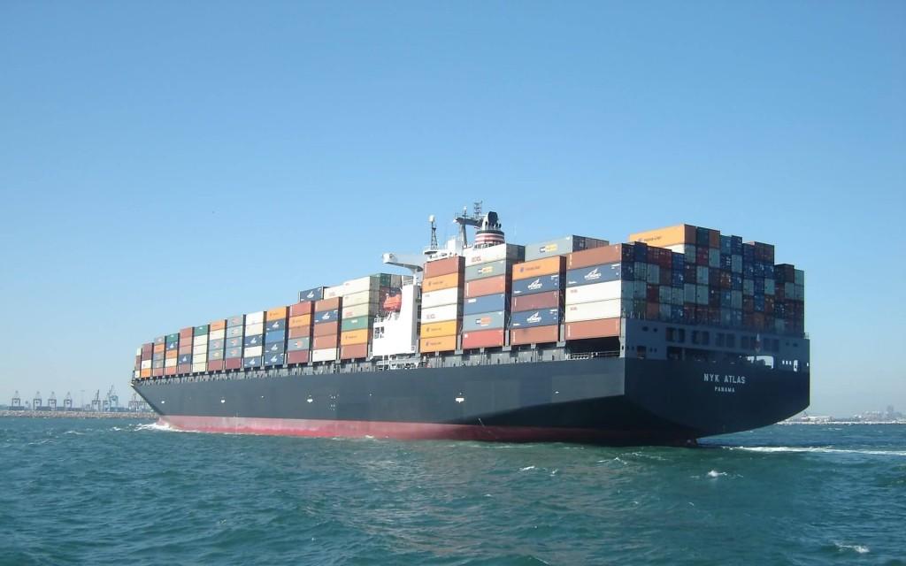Cargo Ship 3 (PD)
