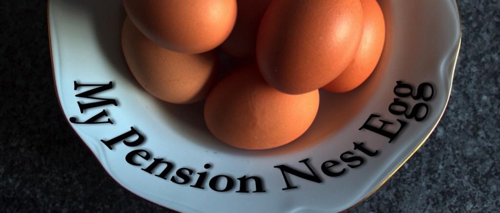 Pension Nest Egg 2