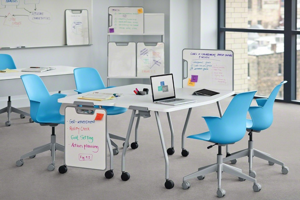 Steelcase education verb