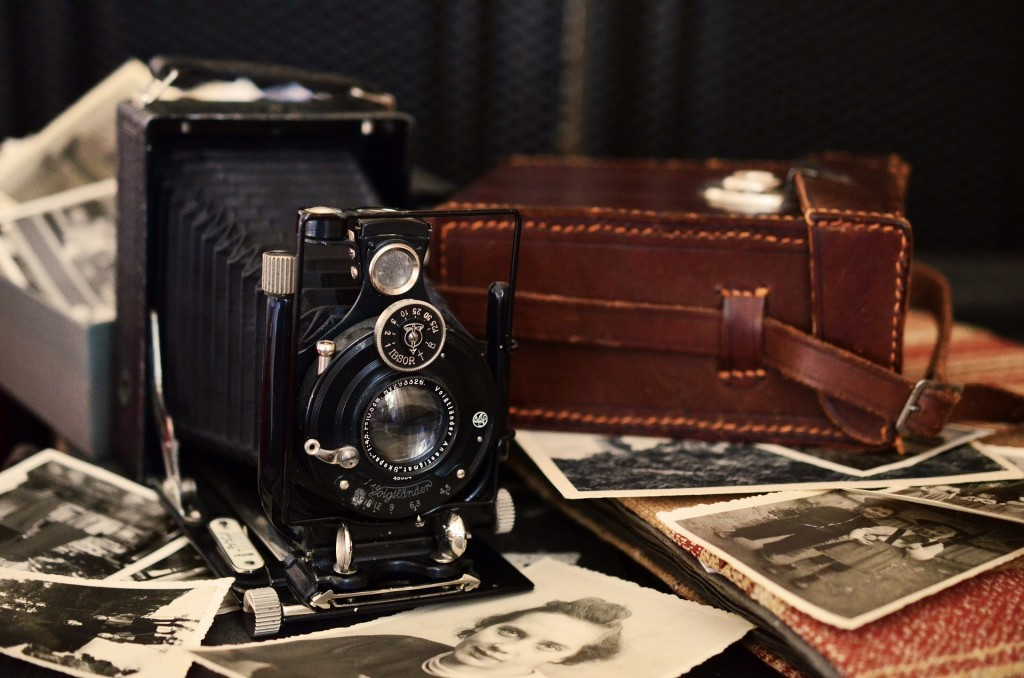 Vintage Camera 1 (PD)