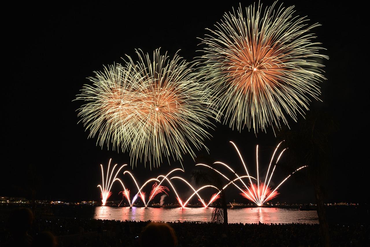 Fireworks (PD)