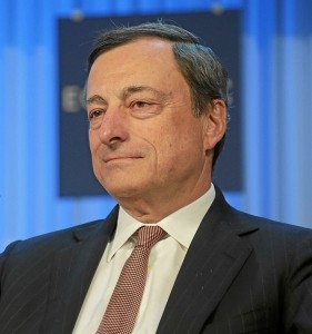 Mario Draghi by World Economic Forum (CC-BY-SA-2.0)