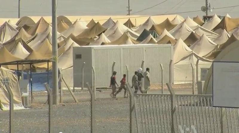 Syria Refugees (PD)