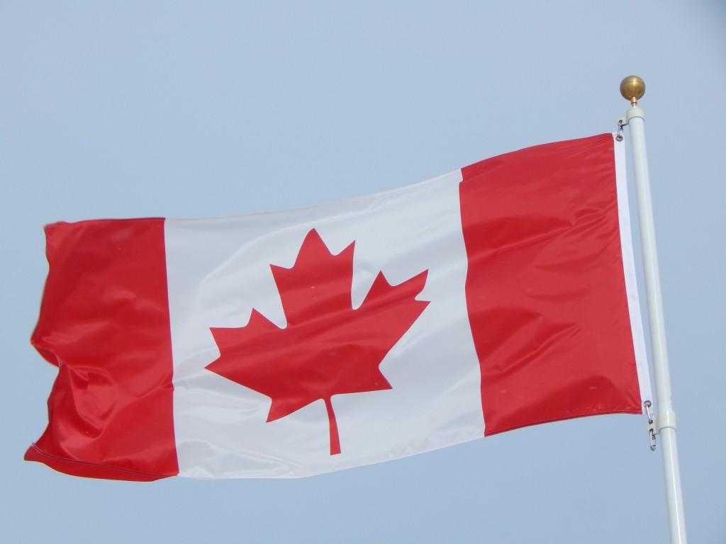 Canada Flag 4 (PD)