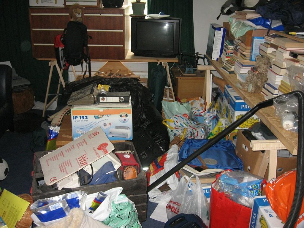 Clutter (PD)