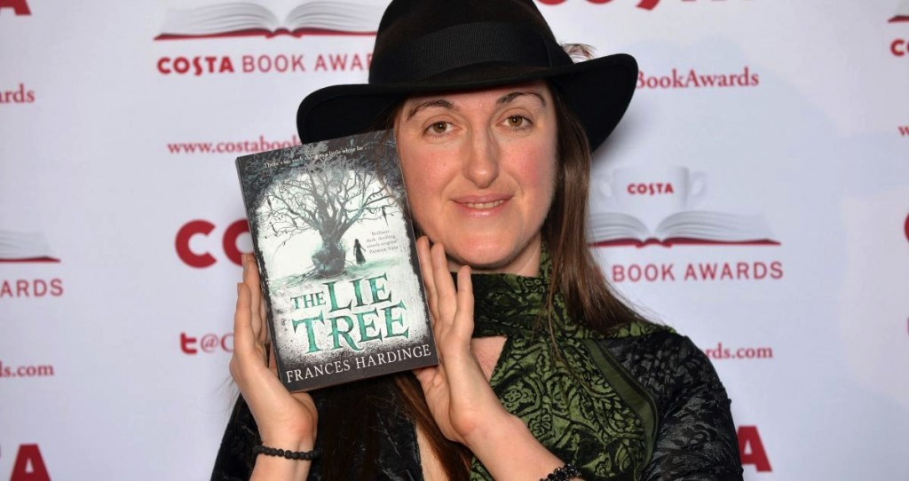 Frances Hardinge Costa Book of the Year