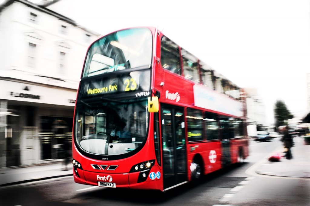 London Bus 2 (PD)