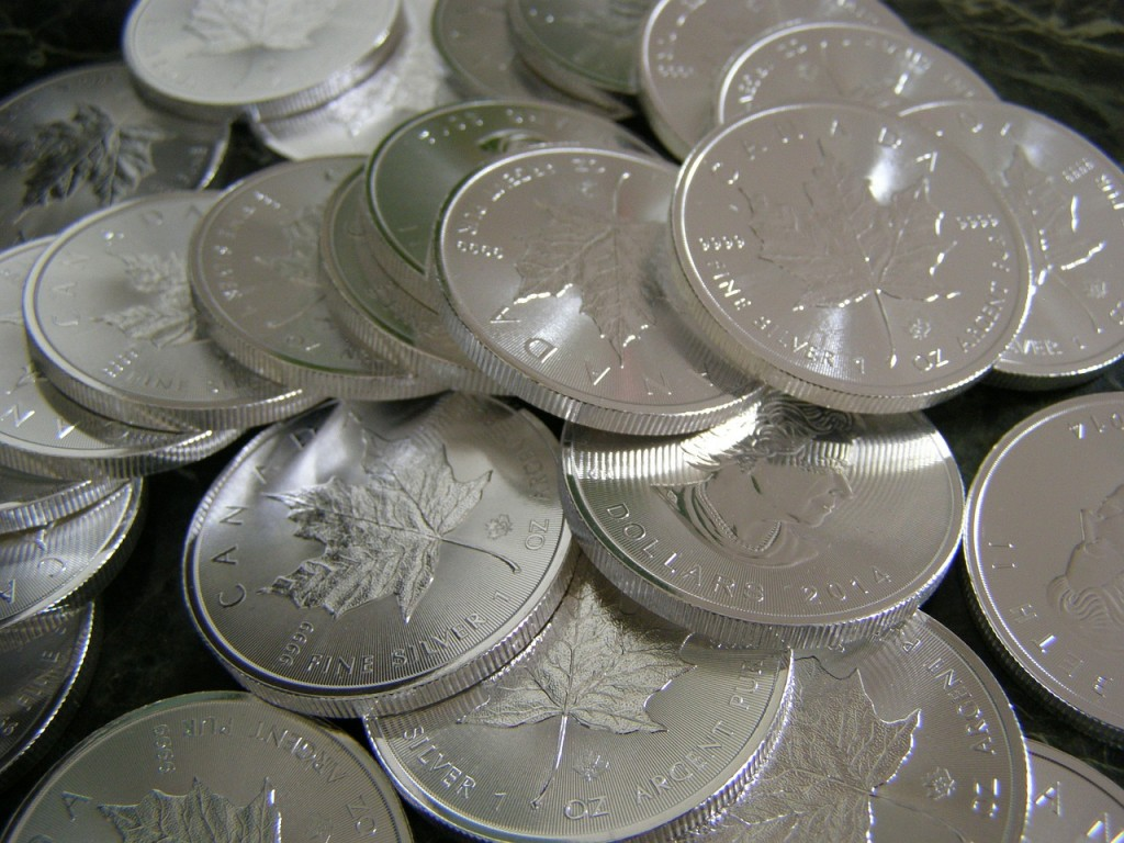 Silver Coins (PD)