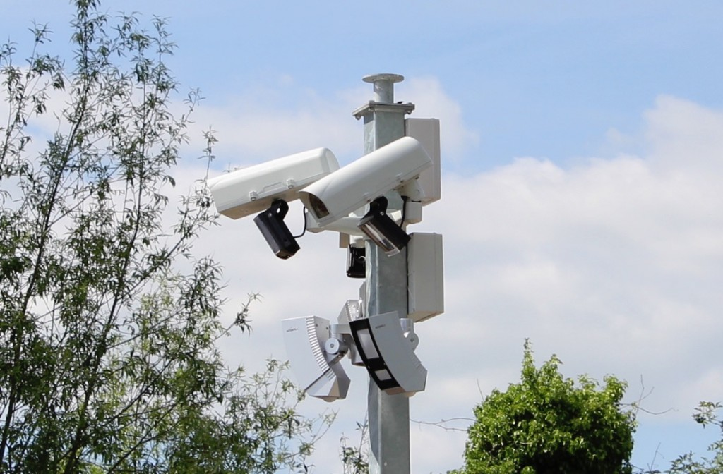 Surveillance Camera (TEV)