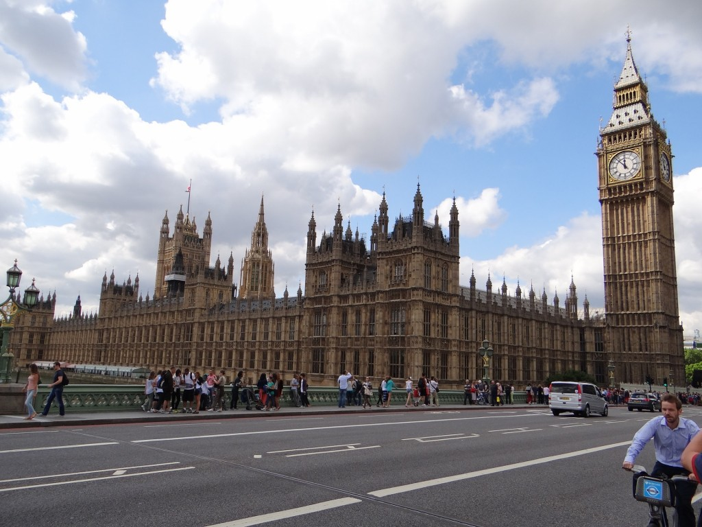 Westminster Palace (PD)