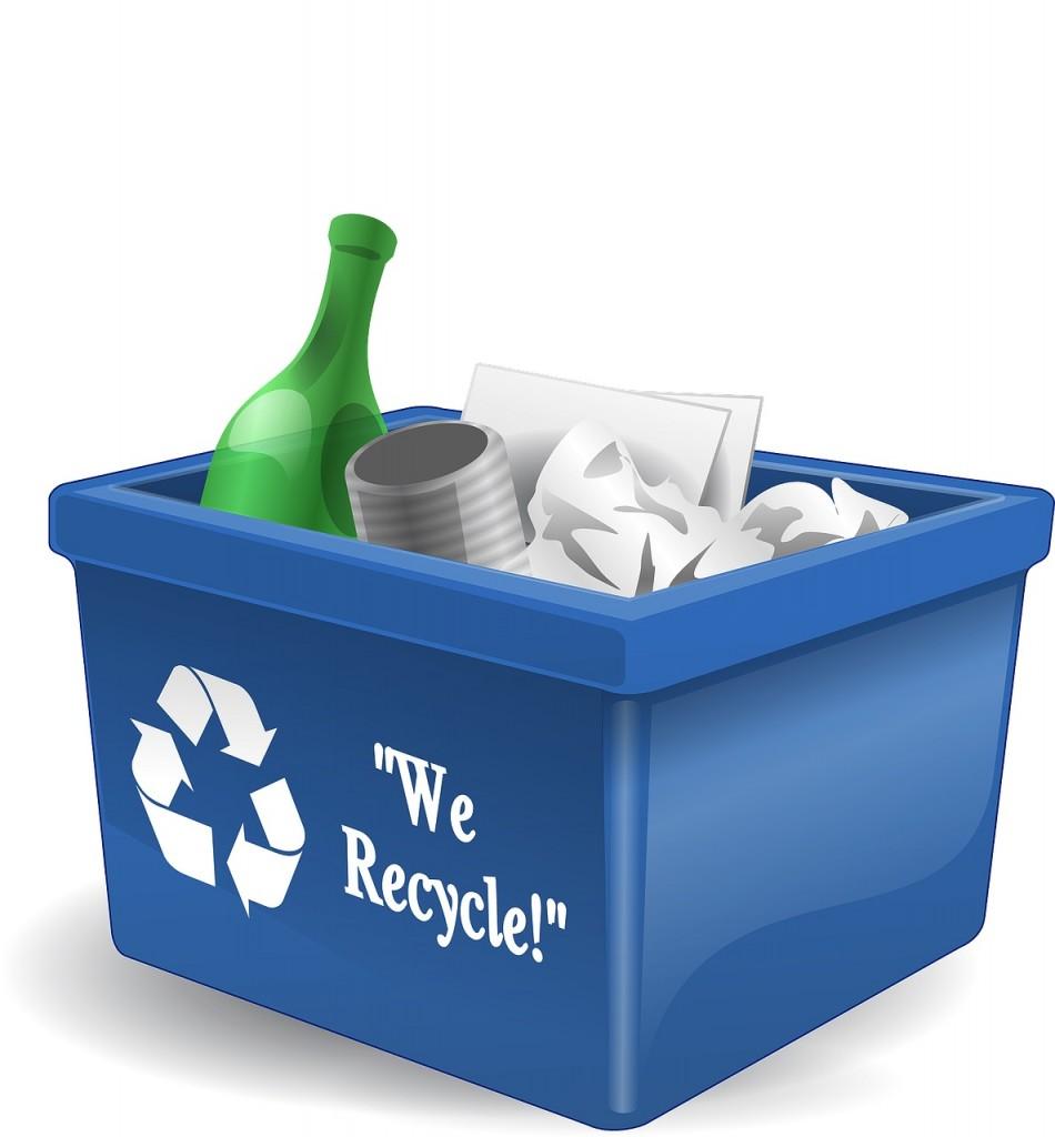 Recycling Bin (PD)
