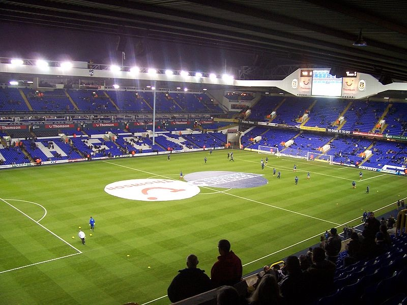 White Hart Lane (PD)