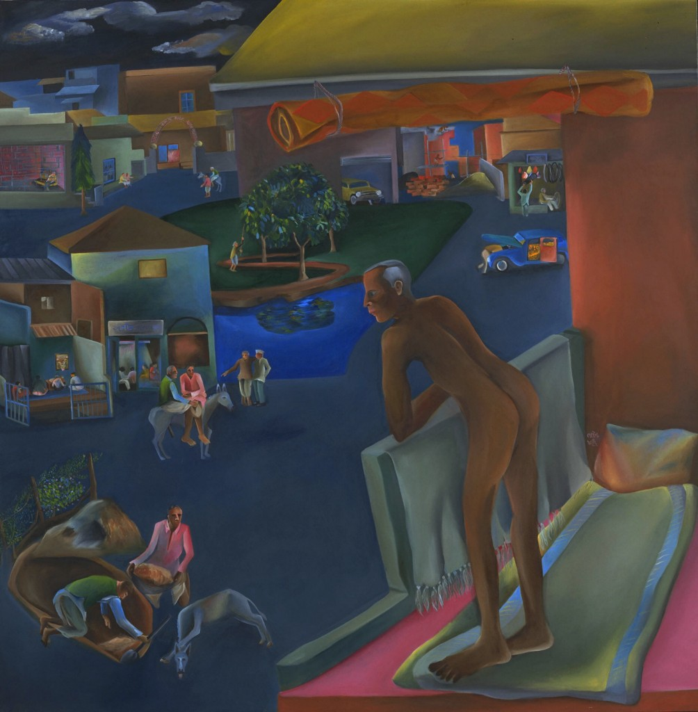 Bhupen Khakhar - you can't please all