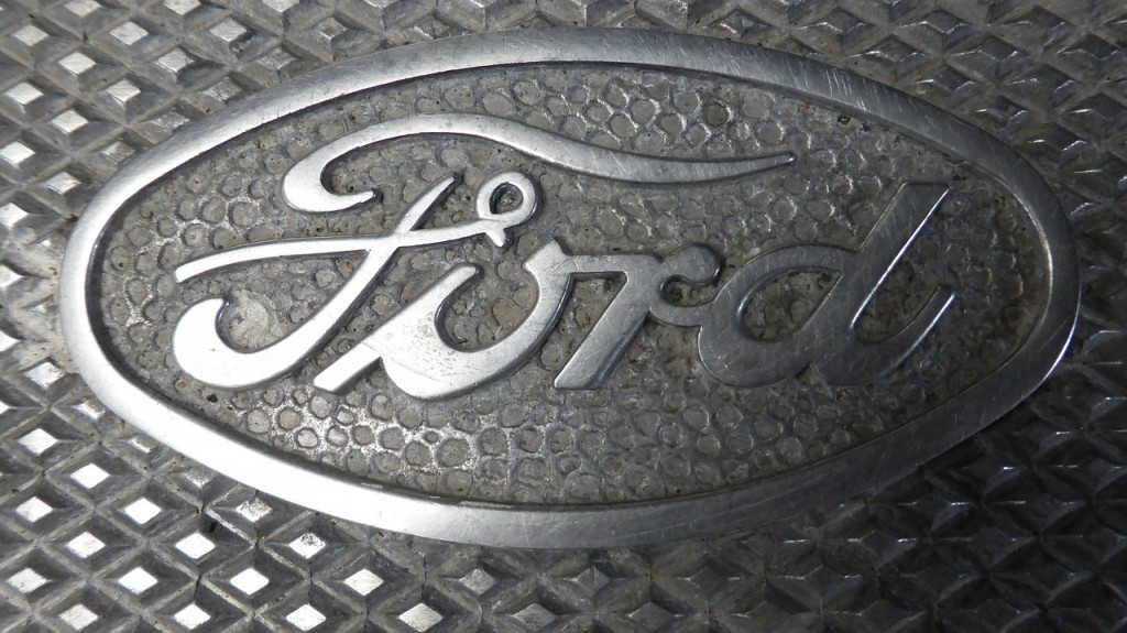 Ford Logo (PD)