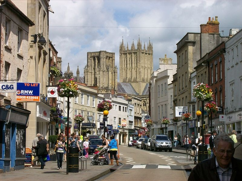 Wells Somerset (PD)