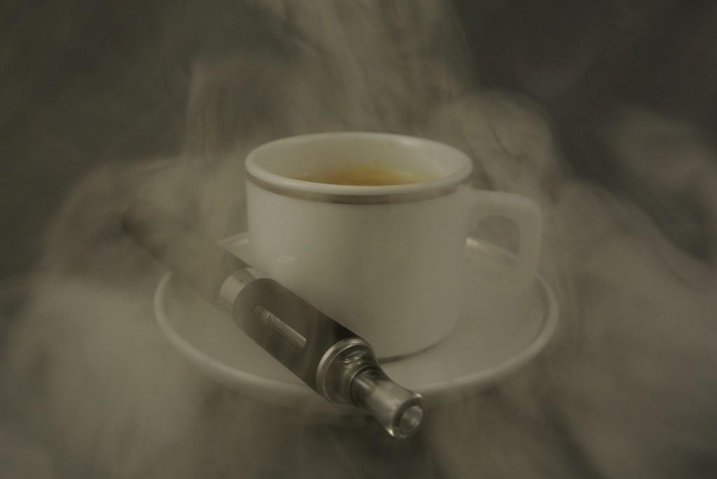 coffee and e-cigarette (PD)