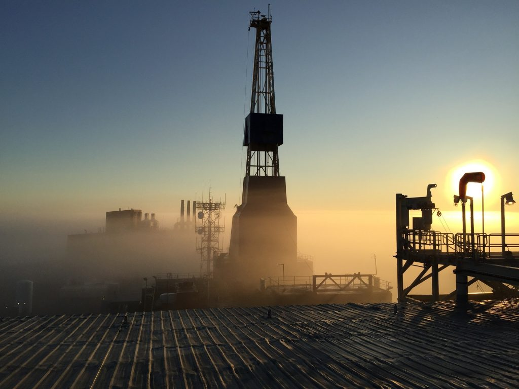 Oil Drilling (PD)