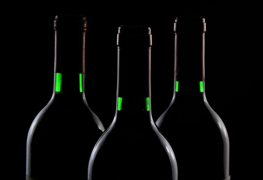 Wine Bottles (PD)
