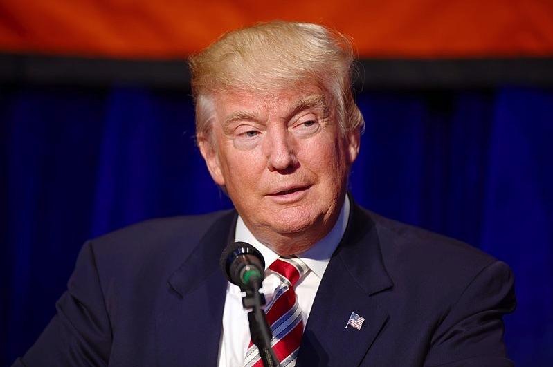 Donald Trump by michael Vadon (CC-BY-SA-4.0)