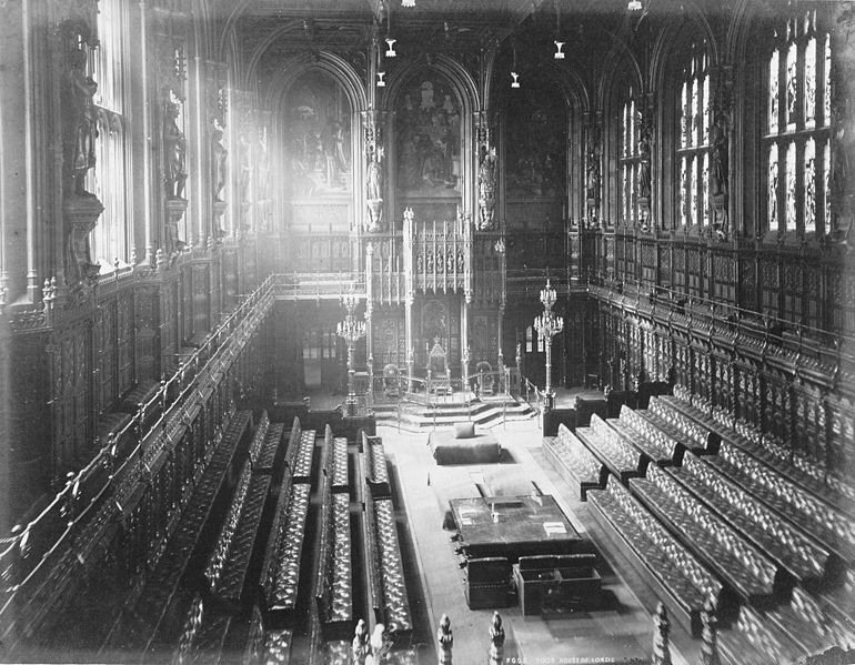House of Lords Chamber (PD)