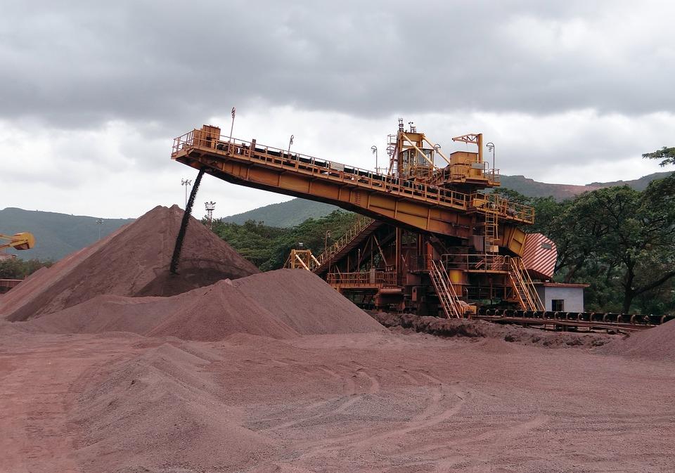 Iron Ore Mine (PD)