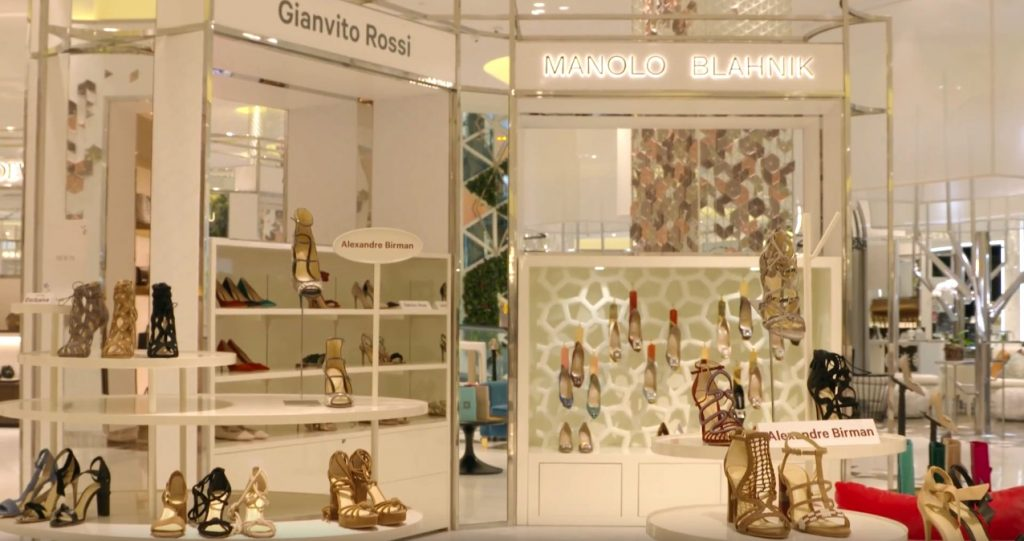 Middle East Luxury Shopping