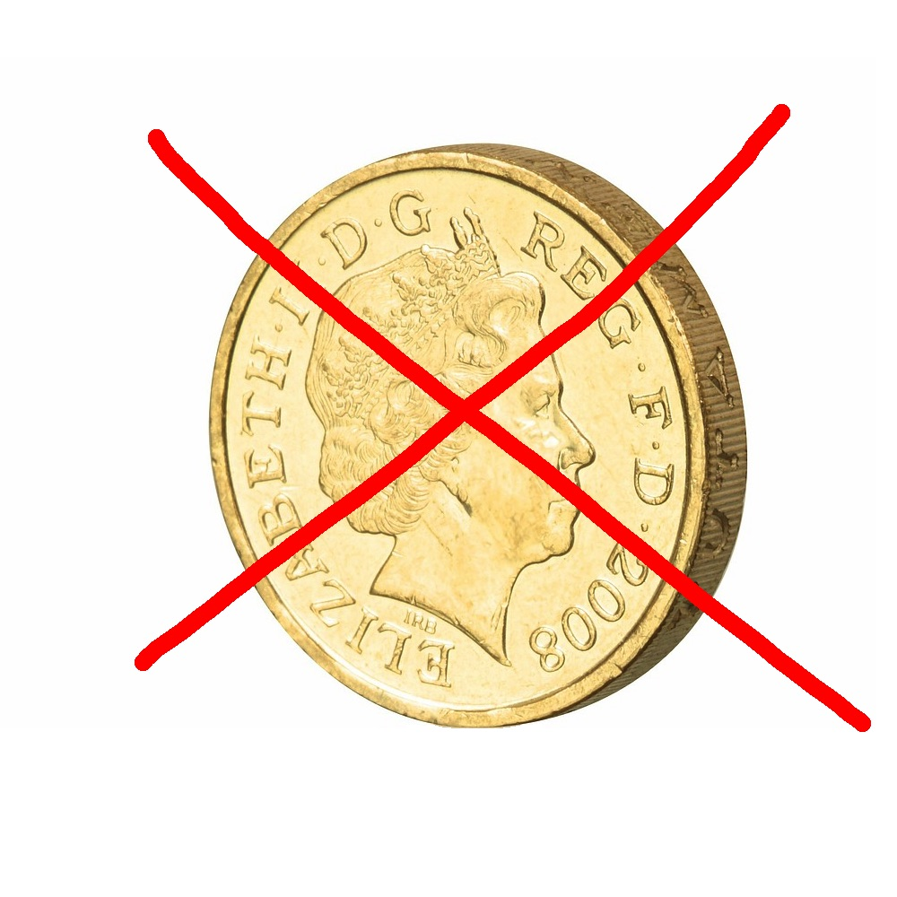 Old Pound Coin 2