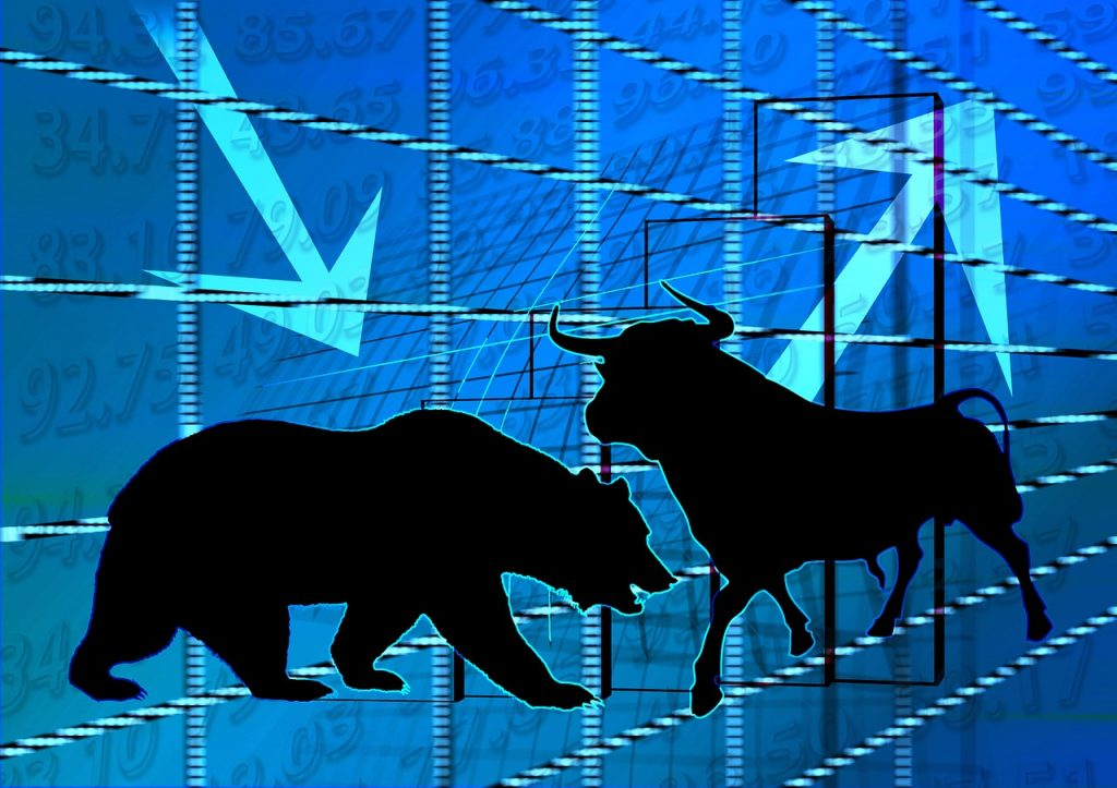 Bull and Bear (PD)
