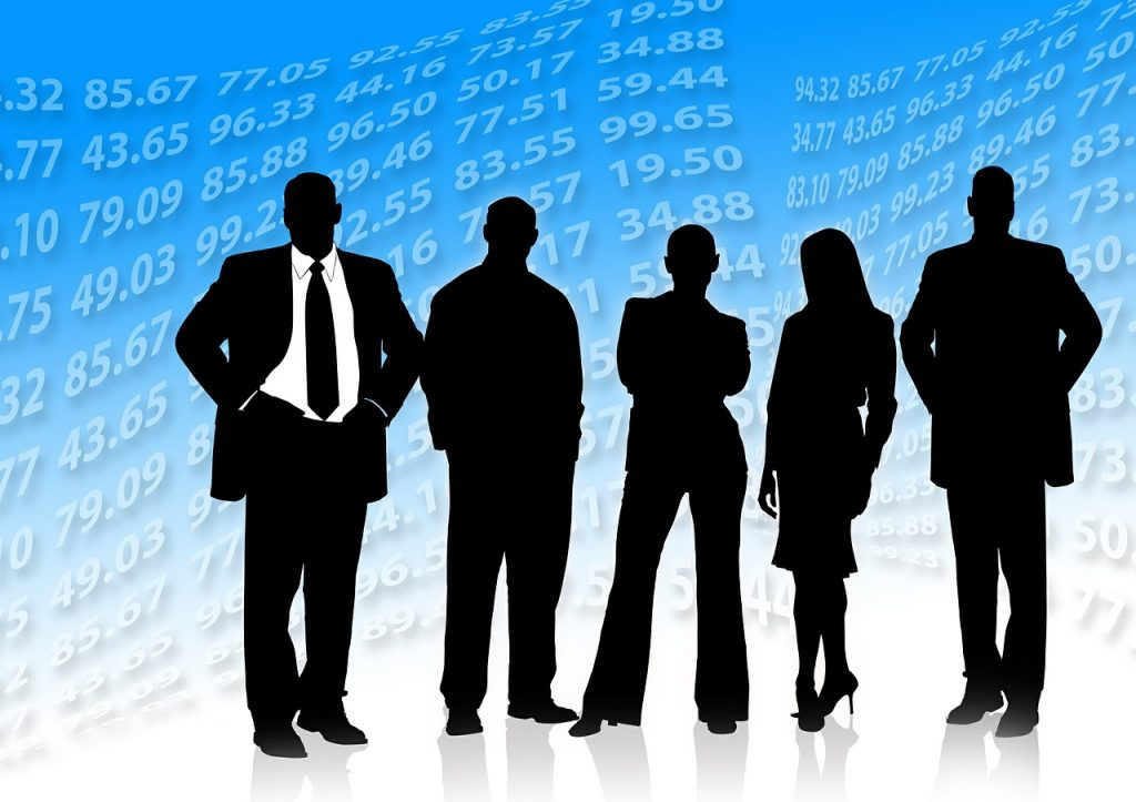 Business people (PD)