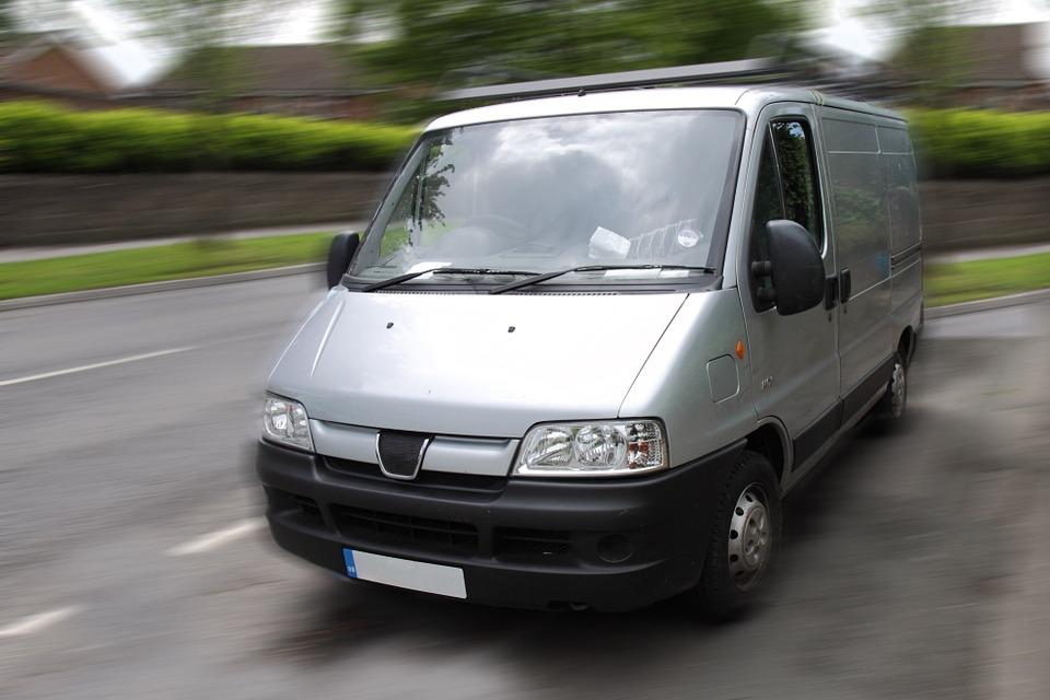 Delivery Van (PD)