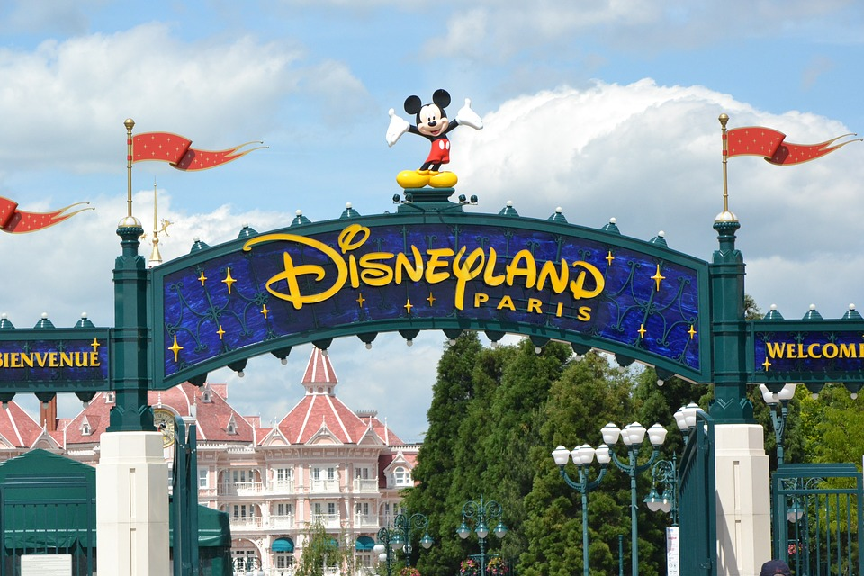 Disneyland Paris (PD)