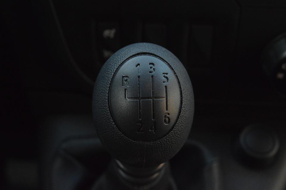 Gear Stick (PD)