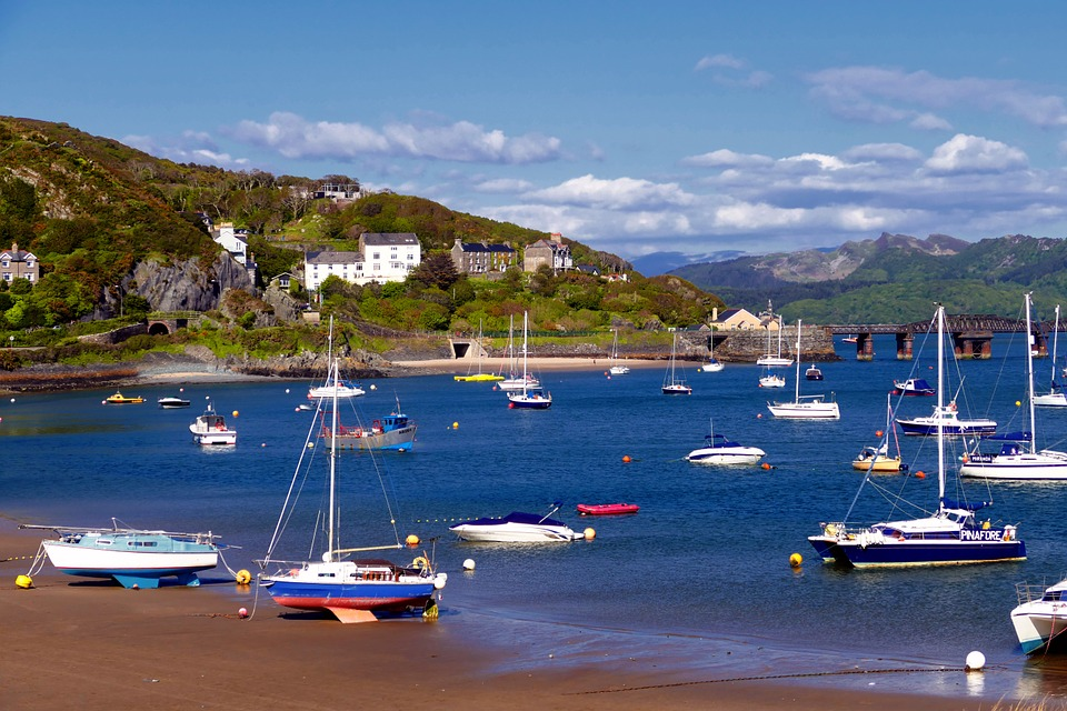 Barmouth Harbour (PD)