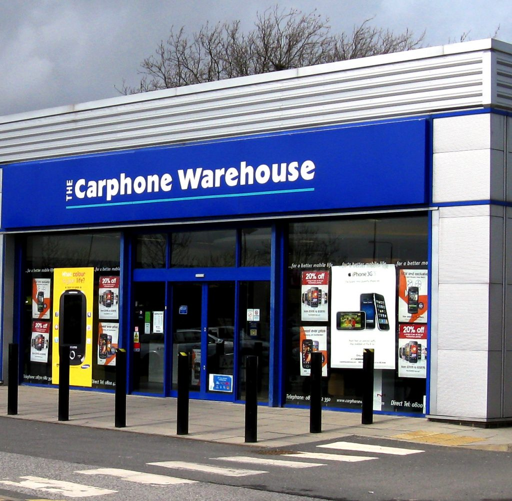 Carphone Warehouse By Dr Neil Clifton (CC-BY-SA-2.0)