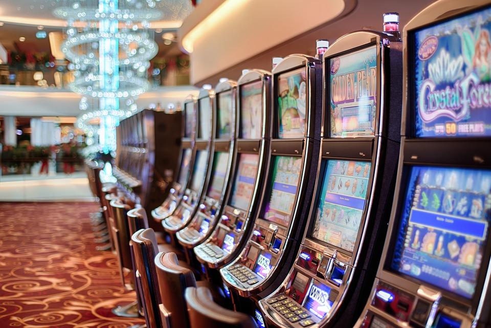 Gambling Machines (PD)