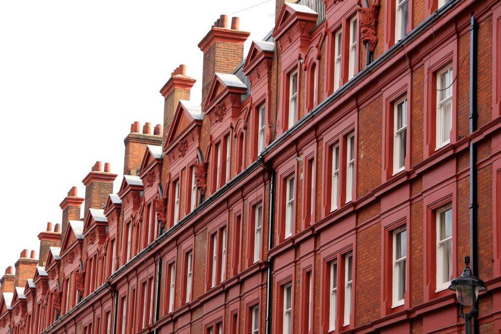 London Houses (PD)