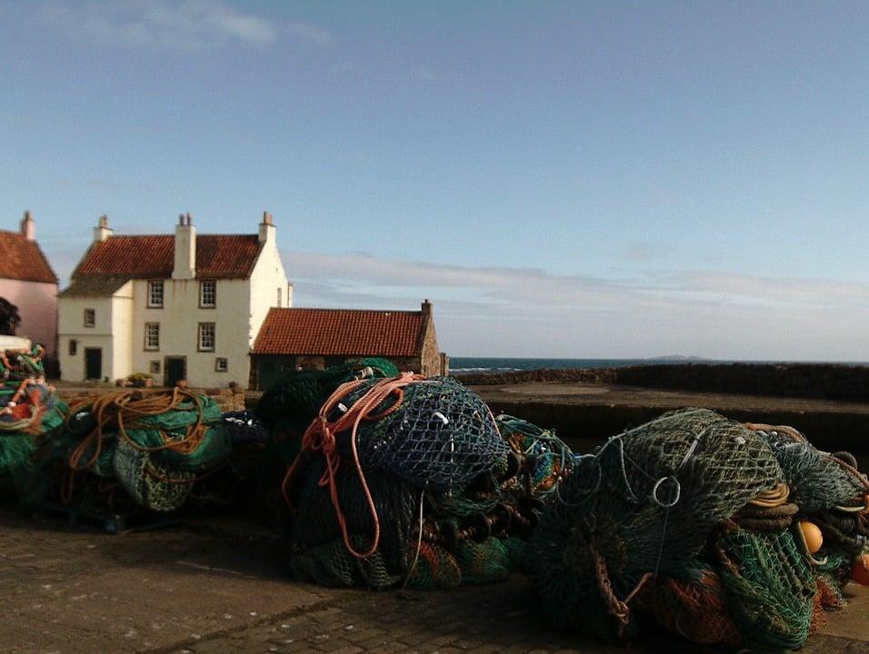 Pittenweem Fishing Nets (PD)