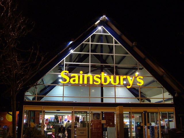 Sainsbury By Derek Harper (CC-BY-SA-2.0)