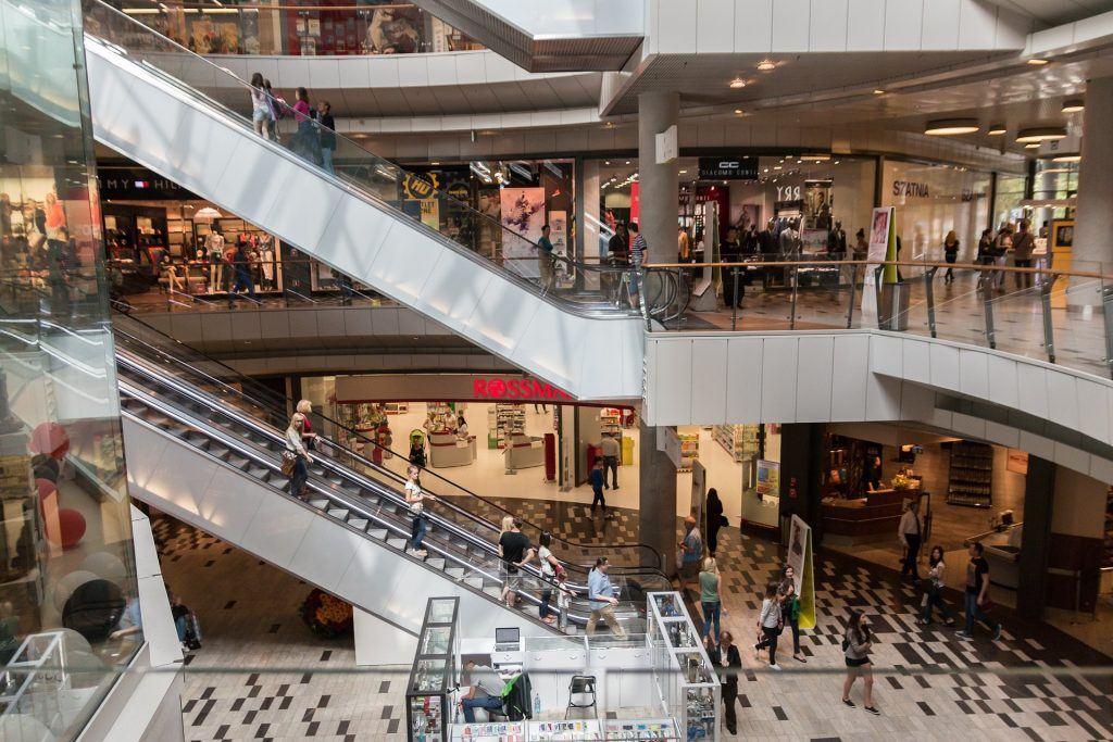 Shopping Centre 2 (PD)