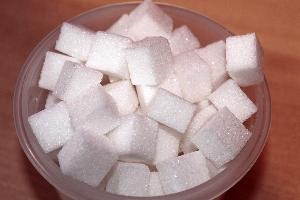 Sugar Cubes (PD)