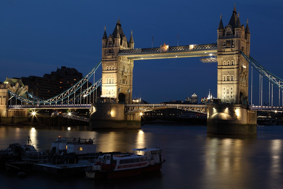 Tower Bridge London (PD)